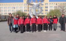 2017宁城向阳中学资助学生