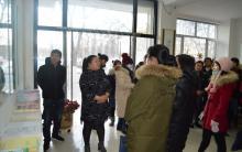 平庄城区街道办事处组织公益性岗位人员到协会参观学习