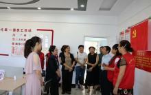 市妇联主席杨立红到阿旗分会检查指导工作