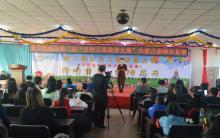 """北京歌路营""""第二届乡村儿童故事大赛内蒙古赤峰赛区""""复赛"""