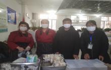 平庄神特通讯到爱心餐厅献爱心活动(七)