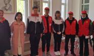 元宝山区第一中学资助贫困学生