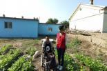 阿旗爱心家园志愿者协会开展助残活动