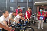 阿旗爱心家园志愿者协会暑期关爱困境学生(三)