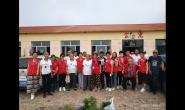 阿旗爱心家园志愿者协会7月敬老院慰问