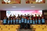 """阿鲁科尔沁旗爱心家园志愿者开展""""国际家庭日""""主题宣传活动"""