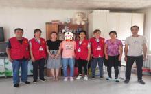 阿旗爱心家园志愿者协会暑期关爱困境学生(二)
