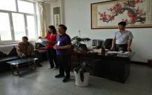 宁城大城子蒙族中学签订资助协议