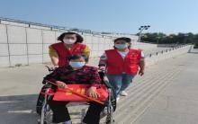 阿旗爱心家园志愿者协会参与旗内疫苗接种工作(六)