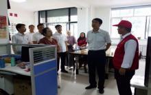 内蒙古自治区团委领导到协会检查指导工作