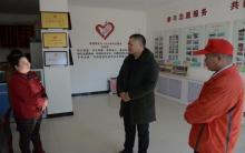 元宝山区委宣传部领导到协会开展慰问活动