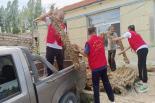 阿旗爱心家园志愿者协会开展扶残助残活动