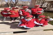 清明假期开展环保小卫士志愿活动