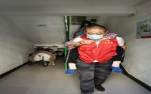 阿旗爱心家园志愿者协会参与旗内疫苗接种工作(四)