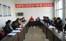 2016年协会工作会议