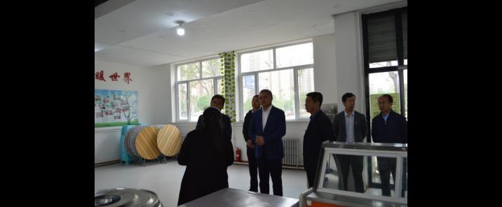 元宝山区区委书记王勇到协会检查指导工作