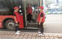 """2021年元宝山区""""我是文明交通引导员""""志愿服务第三天"""